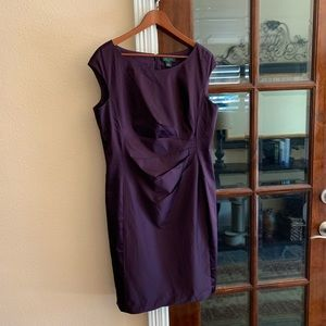 Ralph Lauren purple formal dress size 16